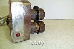 Quackenbush Pneumatic Rotary Shear Sheet Metal Cutter, Aircraft Tool