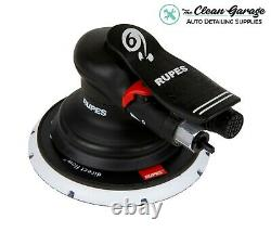 RUPES Skorpio III Pneumatic Random Orbital Palm Sander 6mm Orbit No Vacuum