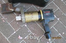 Rad Torque Systems Rad 50dx Pneumatic Torque Wrench With Regulator And Base