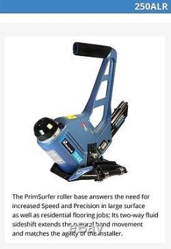 SALE! Primatech P250ALR Adjustable Pneumatic Floor Nailer with Mallet, FREE SHIP