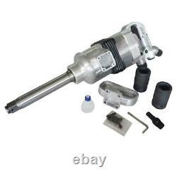 SM588 Air Impact Wrench Tool Gun 1inch Drive Torque Pneumatic Tool 1900ft/lbs