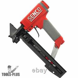 Senco 19 Ga, 3/16 Crown, 1 Hardwood Flooring Stapler 490021N SLS20XP-HF New