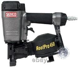 Senco RoofPro 450 Coil Roofing Nailer BRAND NEW