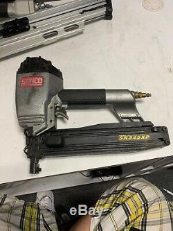 Senco SNS45XP Stapler 7/16 Crown 2 Staples Gun Air Pneumatic Tool 16GA