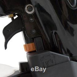 Siding Nailer Pneumatic Air Nail Gun 1-1/4 in. X 2-1/2 in. 15-Degree Coil