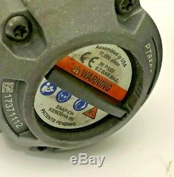 Snap On PT850GMG 1/2 Drive Gray Pneumatic Impact Wrench Air Tool