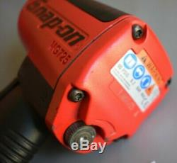 Snap On Tools 1/2 Drive Magnesium MG725 Air Impact Wrench Gun (933) rrp £463