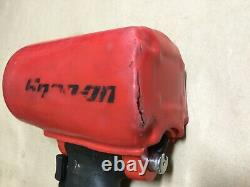 Snap On Tools 3/4 Drive Heavy Duty Pneumatic Air Impact Wrench Mg1200 With Boot