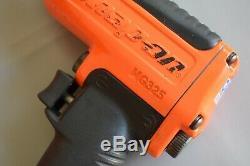 Snap On Tools 3/8 Drive Magnesium MG325 Air Impact Wrench Gun (982) rrp £463