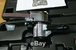Suntech Pneumatic 1/4 1/2 x 12 Air Mini Hand Belt Sander File Tool Kit 4 Arms