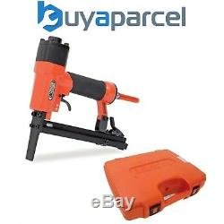 Tacwise A7116LN Extra Long Nose Air Upholstery Stapler Pneumatic 71 Series