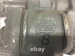 Thor Model 5200 Pneumatic Size 363y-3 Drill, Stamped U. S. N. I. D. 3150