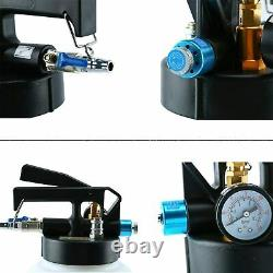 Two Way 6L Pneumatic Air Engine Gear ATF Oil Fluid Extractor Dispenser Tool Sets
