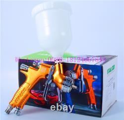 USA Engineering Italco TE20 TTS Spray GunPaint Gun 1.3mm nozzle Gold for Car