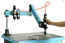 Universal M3 to M16 Pneumatic Tapping Tool 360 ° Air Tapping Drilling Machine
