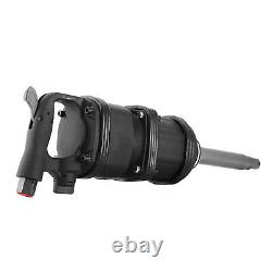 VEVOR 5020 ft. Lbs Air Impact Wrench 1 Drive Pneumatic Wrench 8 Extended Anvil