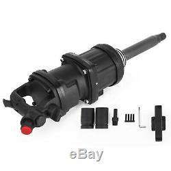 Vevor 1 Drive Air Impact Wrench Pneumatic Hammer Gun Tool Long Shank 5800 N. M
