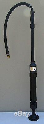 YL Pneumatic Tools D9 Air Backfill Pole Tamper Compactor 4 Base