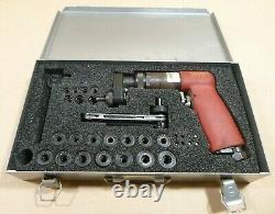 Zephyr Qck-4000 Lok-fast Aviation Pneumatic Hand Tool Installation / Removal Kit
